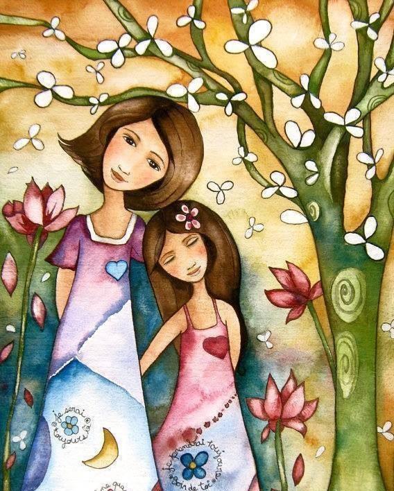 TALLER MI PRIMERA LUNITA Para Hijas y Madres