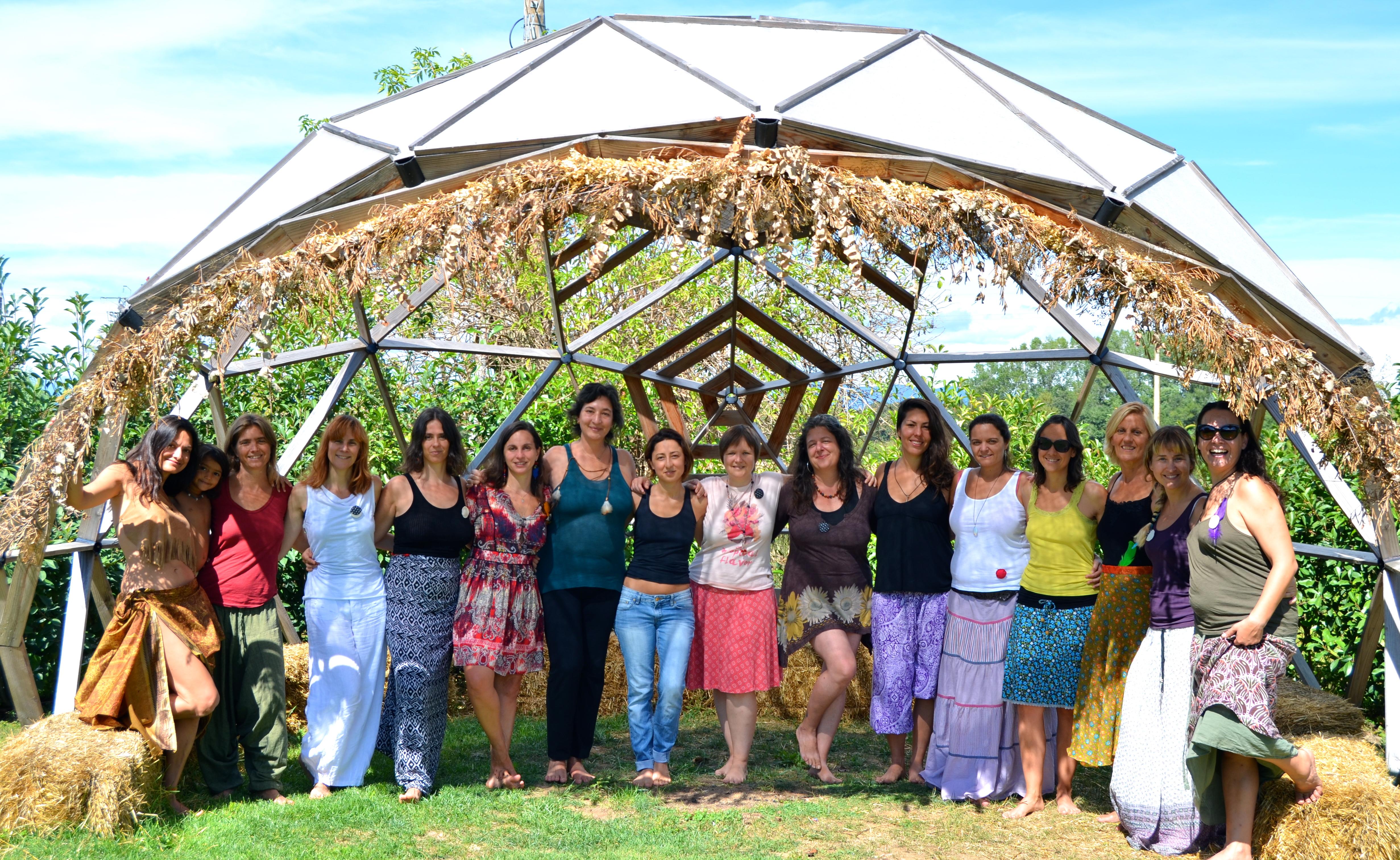Reencuentro con mi Tribu de Mujer Cíclica