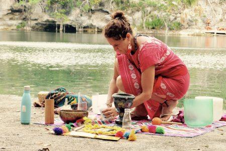 Encuentro Mujer Raíz Riviera Maya México